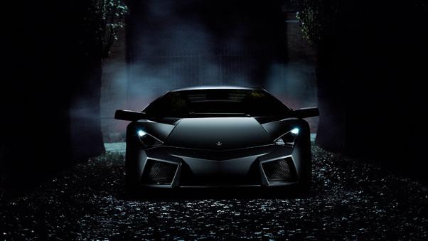 Full HD Lamborghini Reventon Car Wallpaper