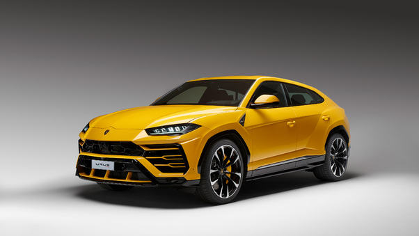 Full HD 2020 Kar Tunz Lamborghini Urus Wallpaper