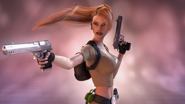 7680x4320 Lara Croft 8k Artwork 8k Hd 4k Wallpapers: Lara Croft Tomb Raider Artwork 4k, HD Artist, 4k