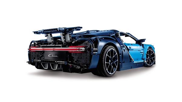 Full HD Red Bugatti Chiron Sport 2018 4k Wallpaper