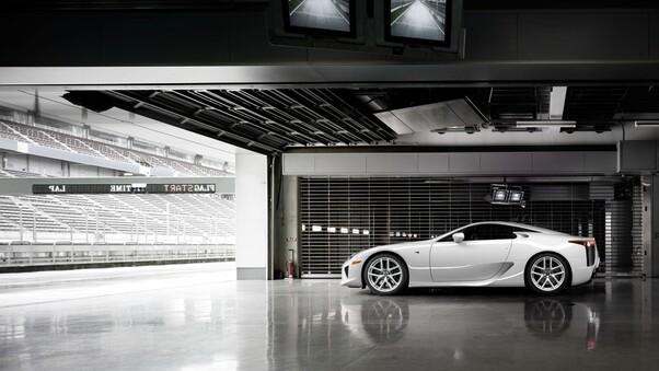 Full HD Lexus Rc 300 F Sport 2018 Wallpaper