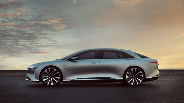 Full HD 2018 Lucid Air Launch Edition Prototype Wallpaper