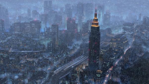 Makoto Shinkai Kimi No Na Wacityscape 4k Hd Artist 4k
