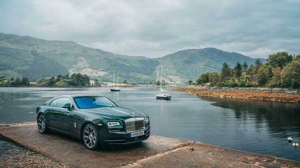 Full HD Spofec Rolls Royce Ghost Wallpaper
