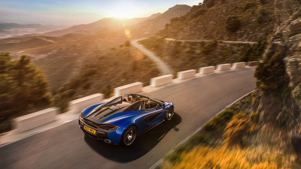 Full HD Mclaren 570s Sports Car 8k Wallpaper
