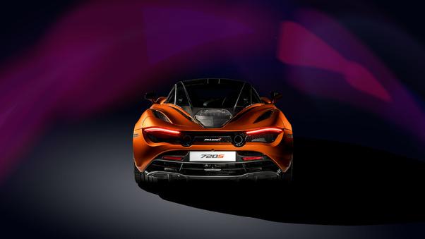 Full HD Mclaren Supercar Wallpaper