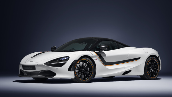 Full HD Mclaren Mso 720s Track Theme 2018 4k Wallpaper