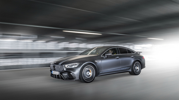 Full HD Mercedes Amg Gt 63 S 4matic 4 Door Coupe Edition 1 Wallpaper