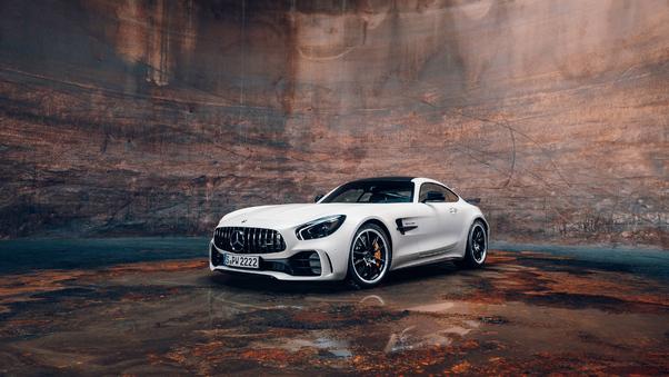 Full HD Mercedes Amg Gt S 2019 Wallpaper