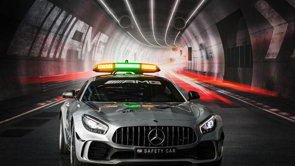 Full HD Mercedes Amg Gt R Pro 2019 4k Wallpaper