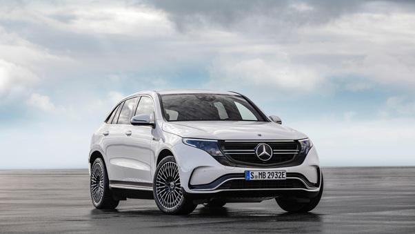 Full HD Mercedes Benz Eqc 2020 5k Wallpaper
