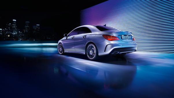 Full HD Mercedes Benz Cls 400 D Amg Interior Wallpaper