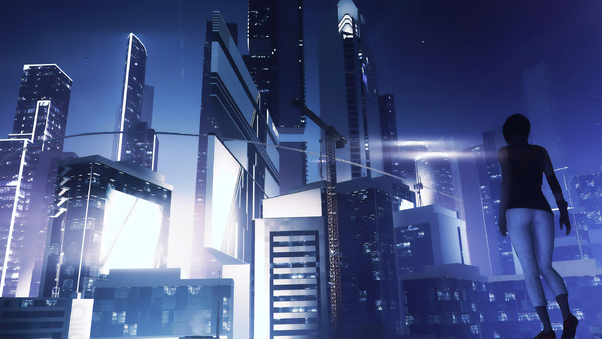 Mirrors Edge Catalyst Game 4k, HD Games, 4k Wallpapers ...