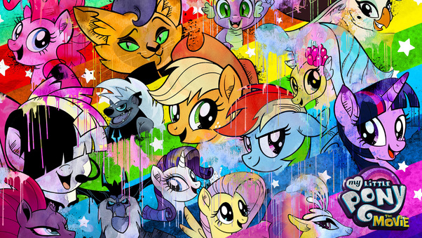 My Little Pony Movie Hd Movies 4k Wallpapers Images