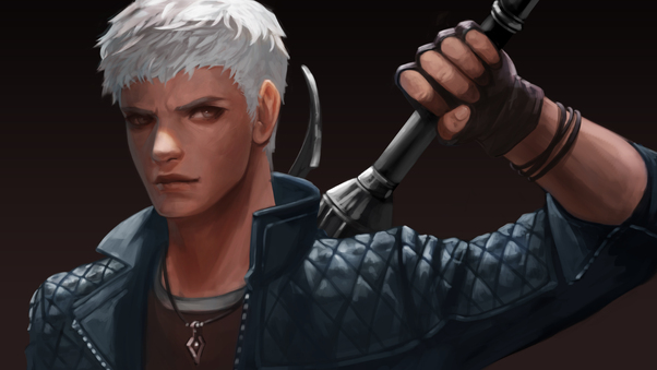 Nero Devil May Cry 5 2019 4k Art Hd Games 4k Wallpapers