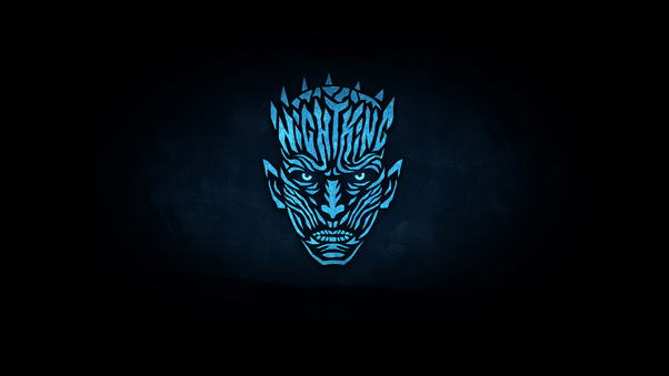 Night King Minimalist Logo 4k Hd Tv Shows 4k Wallpapers Images