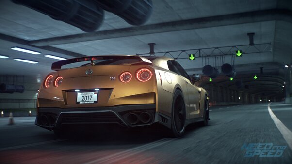 Full HD Nissan Gtr 2020 4k Wallpaper