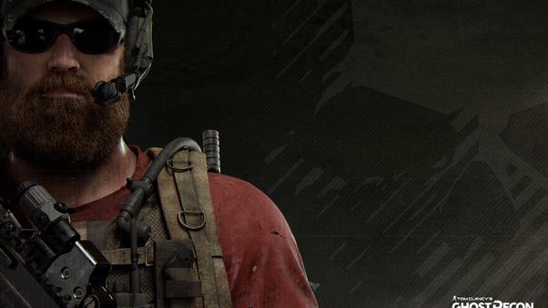 Tom Clancys Ghost Recon Wildlands 2017 Hd Games 4k: Nomad Tom Clancys Ghost Recon Wildlands, HD Games, 4k