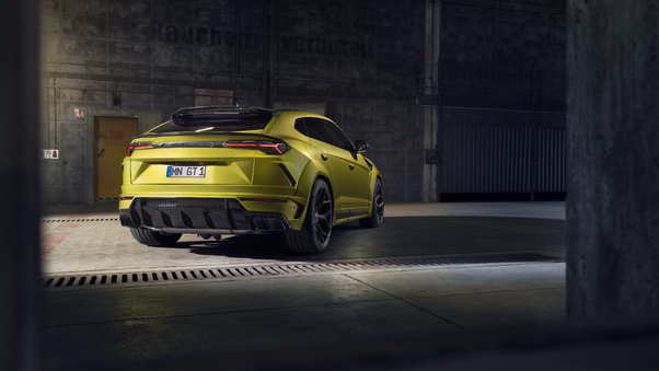 Full HD Topcar Lamborghini Urus 2018 4k Wallpaper