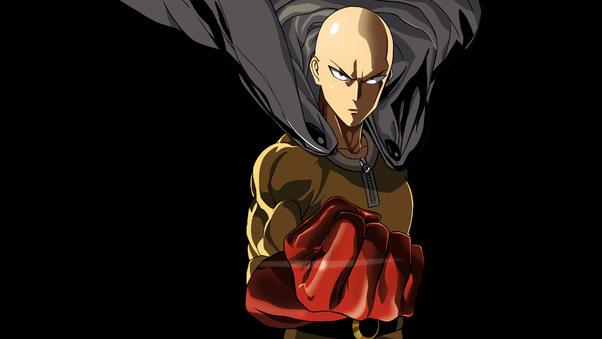 One Punch Man 4k Hd Anime 4k Wallpapers Images Backgrounds