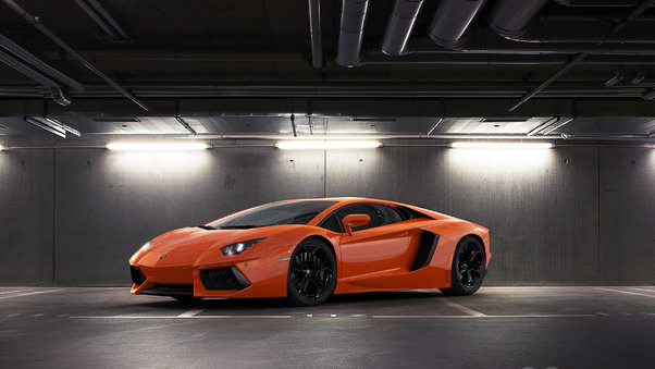 Full HD Novitec Lamborghini Aventador Sv Powerkit Wallpaper