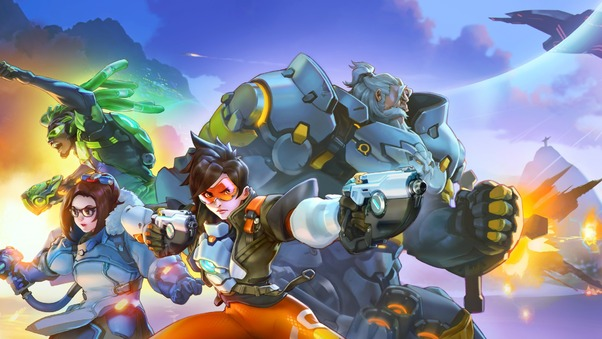 Overwatch 2 Hd Games 4k Wallpapers Images Backgrounds