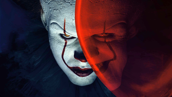 Pennywise The Clown It 2017 Movie 4k Hd Movies 4k