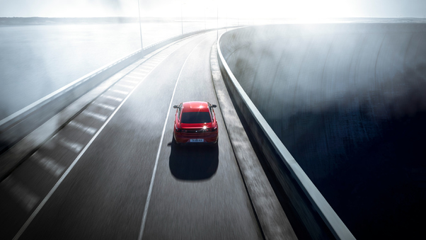 Full HD Peugeot 508 Rear 2018 Wallpaper