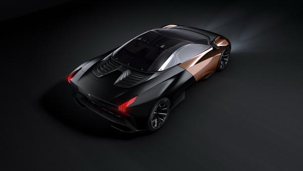 Full HD Peugeot L500 R Hybrid R Concept Wallpaper
