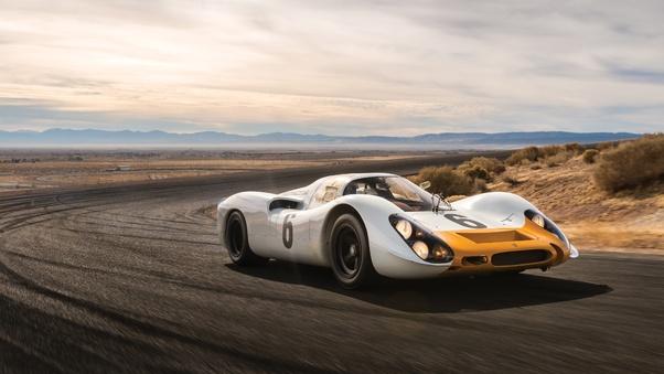 Full HD Porsche 908 Wallpaper