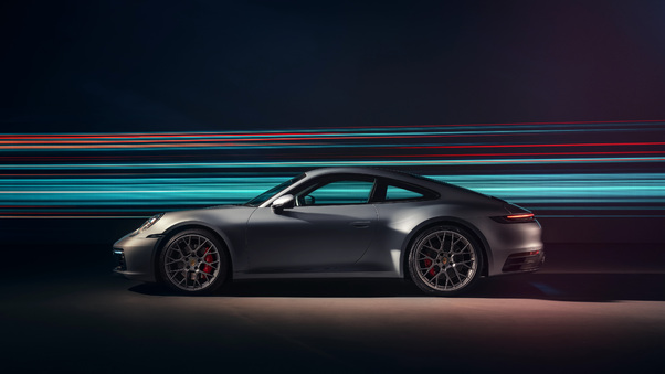 Full HD Porsche 911 Carrera 4s 2019 4k Wallpaper