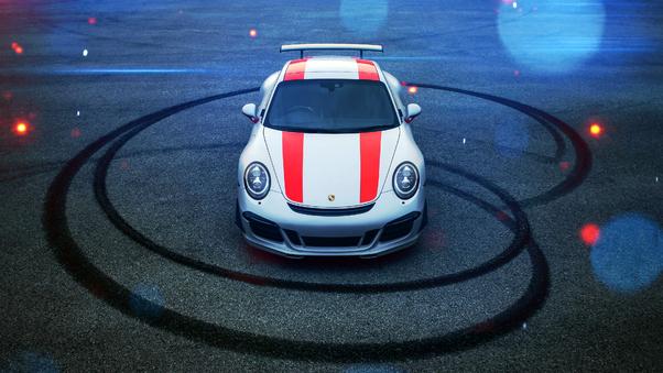 Full HD Porsche 911 Carrera 4s 2019 Rear Wallpaper