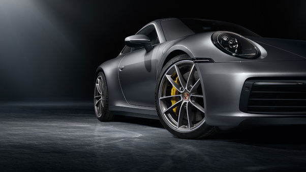 Full HD Porsche 911 Carrera S 2019 4k Wallpaper