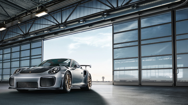 Full HD 2018 Porsche 911 Gt2 Rs Front Wallpaper