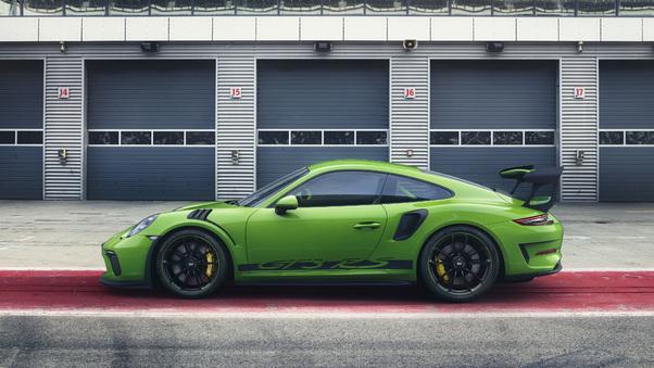 Full HD Porsche 911 Targa Gts Wallpaper