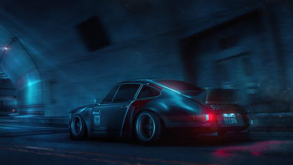 Full HD 2019 Porsche 911 Gt2 Rs Wallpaper