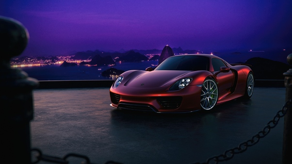 Full HD Porsche 911 4k 2018 Wallpaper