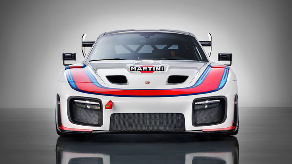 Full HD Porsche 935 2019 Side View Wallpaper