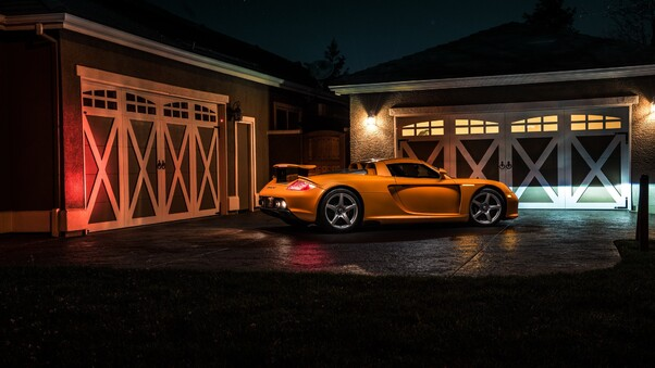 Full HD Porsche 911 Carrera Car 2018 Wallpaper