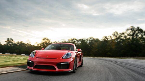 Full HD Porsche Cayman Gt4 911 Gt3 Rs Wallpaper