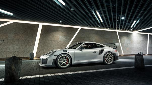 Full HD Cgi Porsche Gt2 Rs Wallpaper