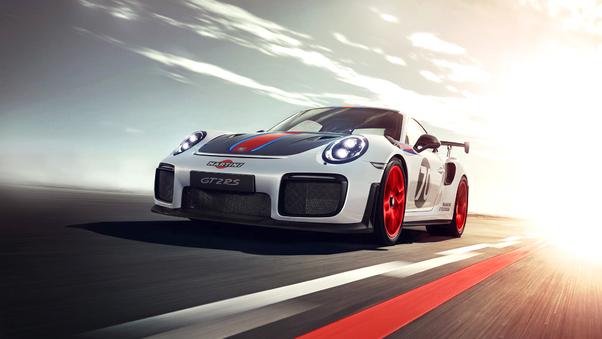 Full HD Porsche Gt2 Rs Martini Wallpaper
