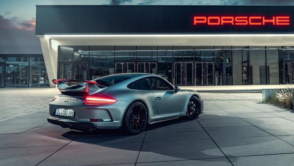 Full HD Porsche Gt3 Rs 2018 Wallpaper