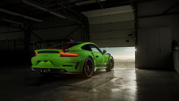 Full HD Porsche Gt3 Wallpaper
