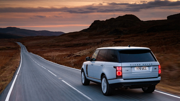 Full HD 2019 Range Rover Sv 4k Wallpaper