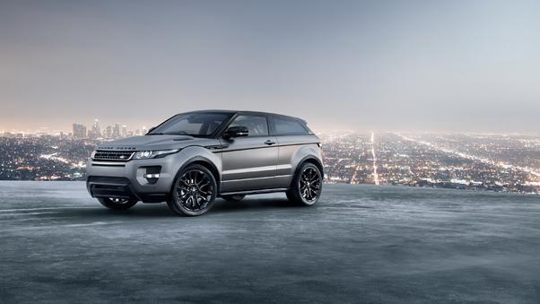 Full HD Range Rover Evoque Hse Si4 Dynamic Black Design Pack 2018 Wallpaper