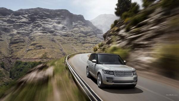 Full HD 2018 Overfinch Land Rover Range Rover 8k Wallpaper