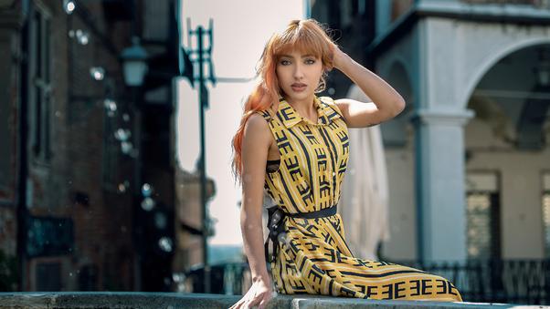 red-head-girl-hands-in-hair-yellow-dress-4k-ce.jpg