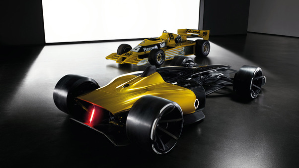 Full HD Renault Rs 2027 Vision 5k Wallpaper