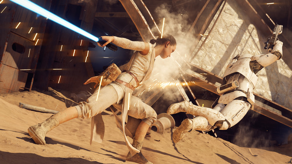 Rey Star Wars Battlefront Ii 8k Hd Games 4k Wallpapers Images Backgrounds Photos And Pictures
